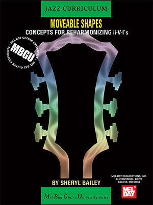 MBGU Jazz Curriculum: Jazz Moveable Shapes - Concepts for Reharmonizing II-V-I's