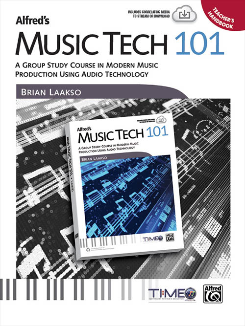 Alfred's Music Tech 101 Teacher's Handbook
