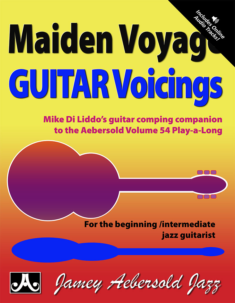 "Volume 54 ""Maiden Voyage"" Guitar Voicings"