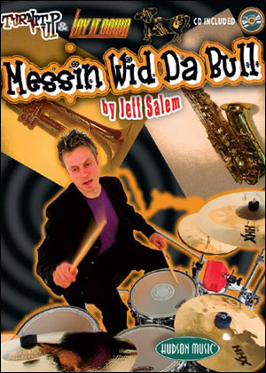 Jeff Salem: Messin' Wid Da Bull - Bk/CD