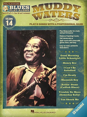 Muddy Waters - Blues Play - A - Long Volume 14