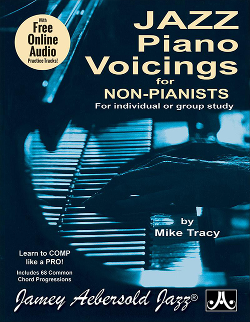 Jazz Piano Voicings For The Non-Pianist