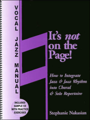 It's Not On The Page!