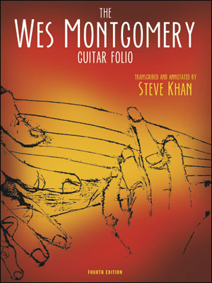 The Wes Montgomery Guitar Folio