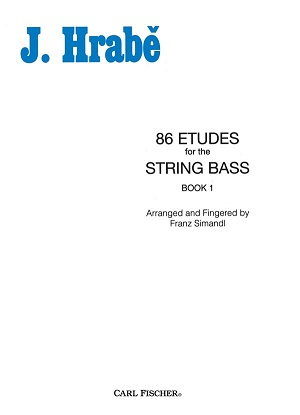 86 Etudes for The String Bass
