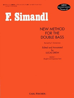 New Method for The Double Bass