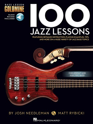 100 Jazz Lessons - Electric/Upright Bass