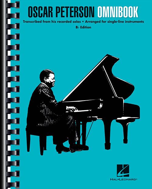 Oscar Peterson Omnibook - B Flat Edition