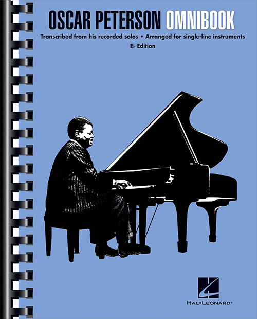 Oscar Peterson Omnibook - E Flat Edition