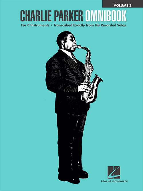 Charlie Parker Omnibook Volume 2 in C