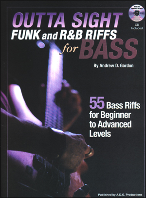 Outta Sight Funk and R&B Riffs for Bass