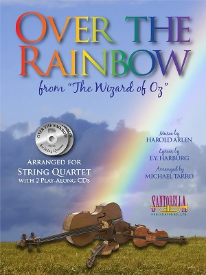 Over The Rainbow - String Quartet