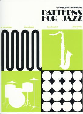 Patterns For Jazz - Treble