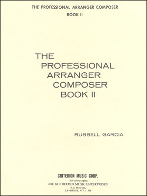 The Professional Arranger & Composer Book 2