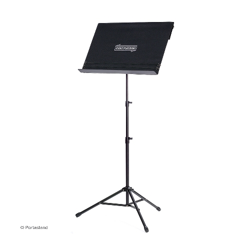 Troubadour - Portable Music Stand (black)