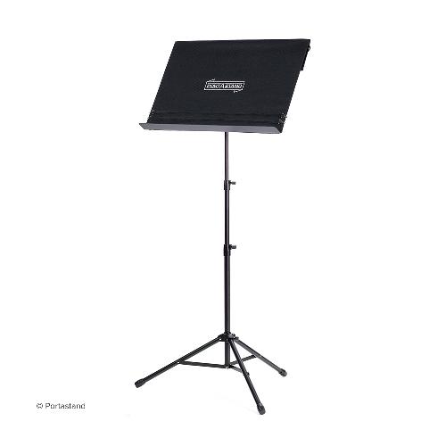 Troubadour - Portable Music Stand (black)