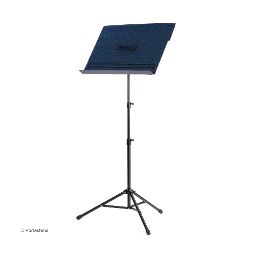 Troubadour - Portable Music Stand (blue)
