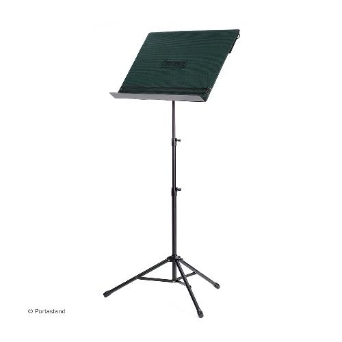 Troubadour - Portable Music Stand (dark green)