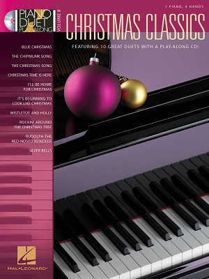 CHRISTMAS CLASSICS - Piano Duet Play along
