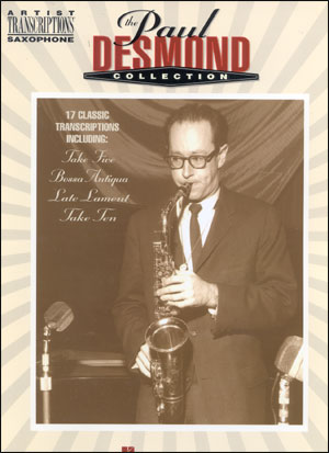The Paul Desmond Collection (Alto Sax)