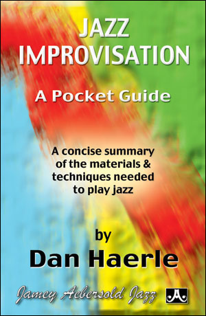 Jazz Improvisation - A Pocket Guide