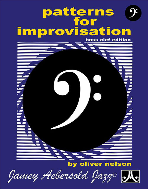 Patterns For Improvisation - Bass Clef Edition