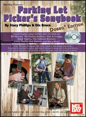 Parking Lot Picker's Songbook - Dobro Edition Book/2-CD Set