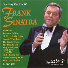 You Sing The Hits of Frank Sinatra - Vol. 4 - CD