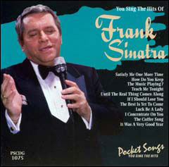 You Sing The Hits of Frank Sinatra - Vol. 5 - CD
