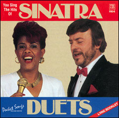 You Sing The Hits of Sinatra - Duets - CD