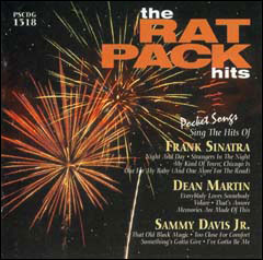 The Rat Pack Hits - CD