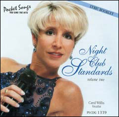 Night Club Standards Vol. 2 (Female Singers) - CD