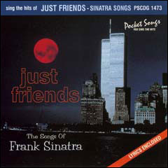 Sing The Hits of Frank Sinatra: Just Friends - CD