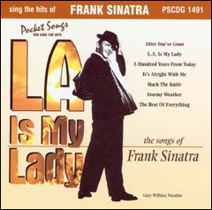 Sing The Hits of Frank Sinatra: LA is My Lady - CD