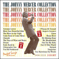The Johnny Mercer Collection - CD