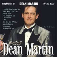 Sing The Hits of Dean Martin - CD