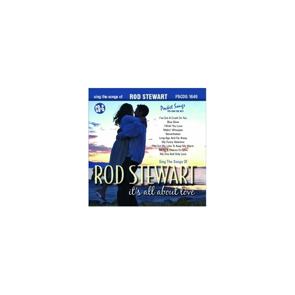 Sing The Songs of Rod Stewart - CD