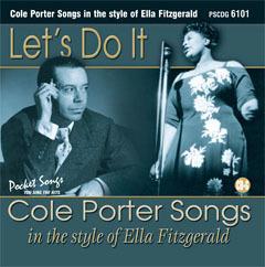 Cole Porter In Style Of Ella Fitsgerald