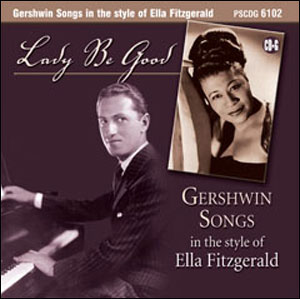 Lady Be Good: Ella Fitzgerald Sings Gershwin - CD