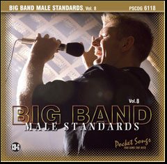 Big Band Male Standards Vol. 8