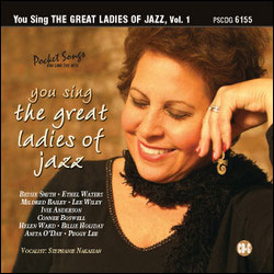 You Sing The Great Ladies of Jazz Vol. 1