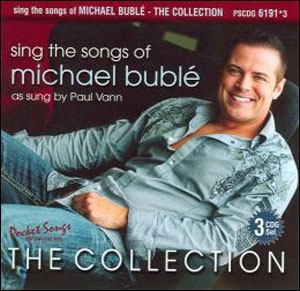 Michael Bublé: The Collection (3-CD set)