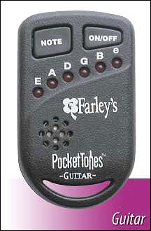 Pocket Tones - Guitar
