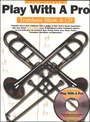 Play With A Pro For Trombone Book/CD