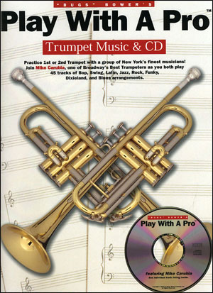 Play With A Pro For Trumpet Bk/CD