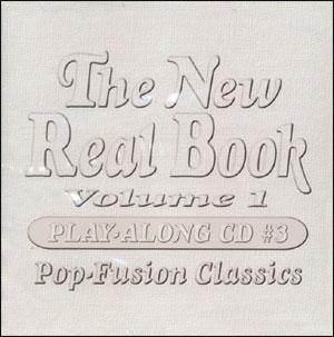 New Real Book Play Along CD - Volume 3