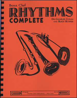 Rhythms Complete By Bugs Bower - Bass Clef