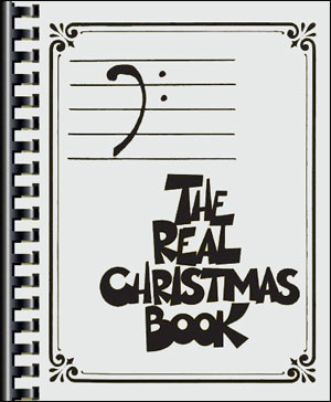 The Real Christmas Book - Bass Clef