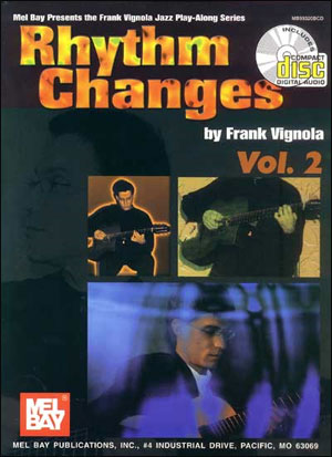Rhythm Changes, Volume 2 Book/CD Set