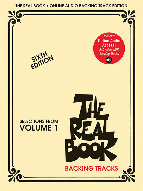 The Real Book Sixth Edition - C Edition (Online Audio Only)